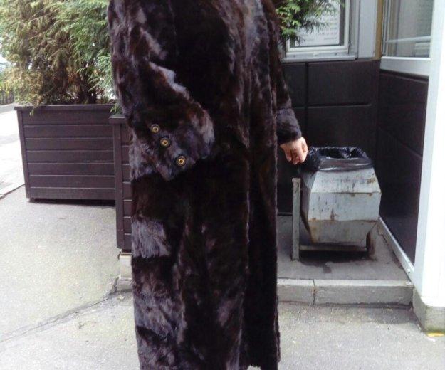 Шуба норковая натуральная. Фото 1. Калининград.