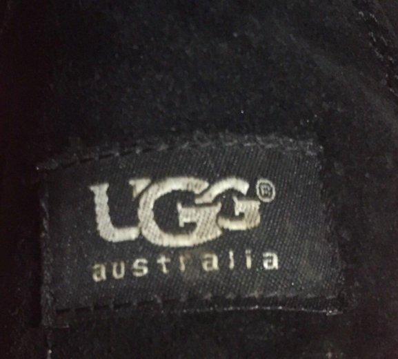 Угги черные ugg australia р.6.0 (36). Фото 4. Москва.