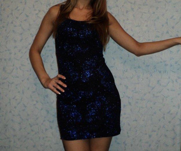 Вечернее платье р-р 42-44. Фото 1. Красноярск.
