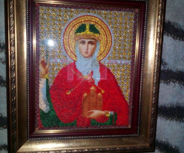 Икона св. ольга. Фото 1. Поварово.