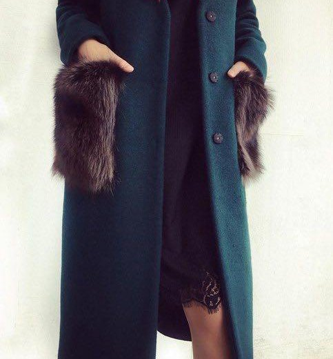 Пальто лиана by mariya vorontsova. Фото 2. Москва.