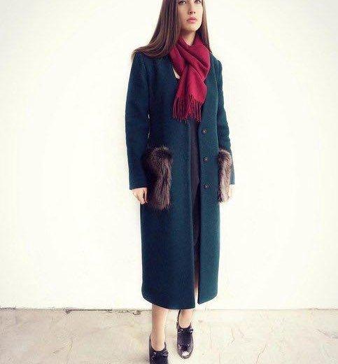 Пальто лиана by mariya vorontsova. Фото 1. Москва.