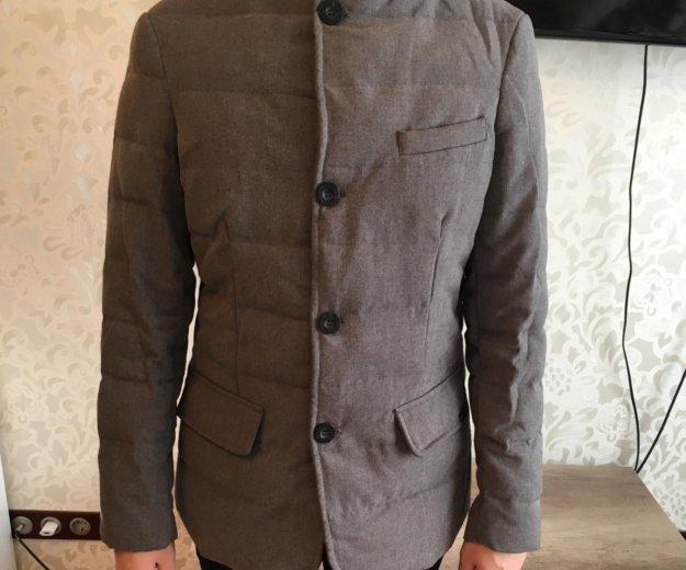 Мужская куртка на пуху. Фото 4. Москва.