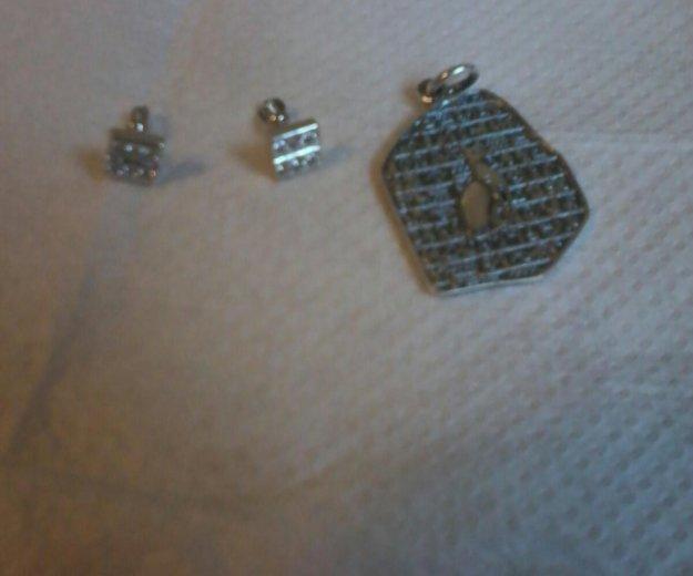 Мои серебряные украшения. Фото 2. Астрахань.