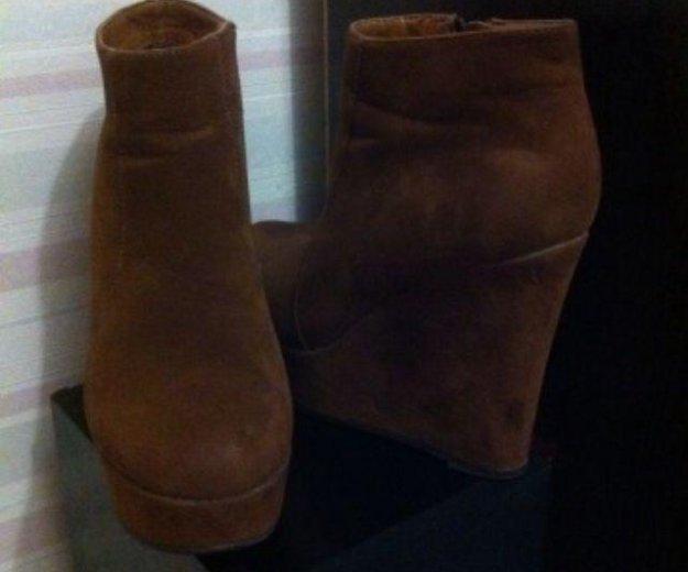 Ботинки. Фото 2. Сургут.
