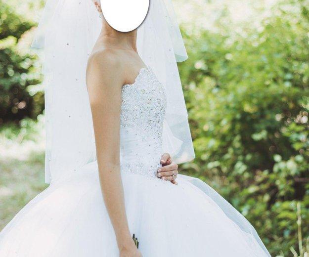 Свадебное платье. Фото 3. Казань.