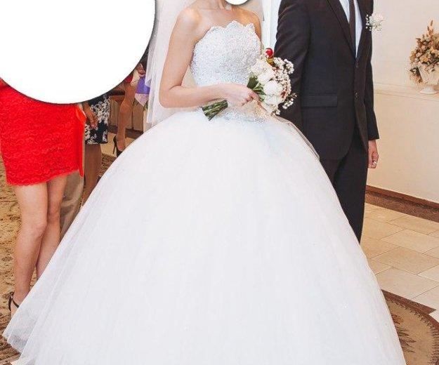 Свадебное платье. Фото 4. Казань.