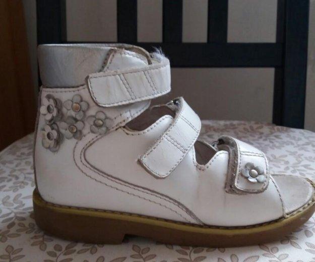 Ортопедические сандали. Фото 1. Омск.