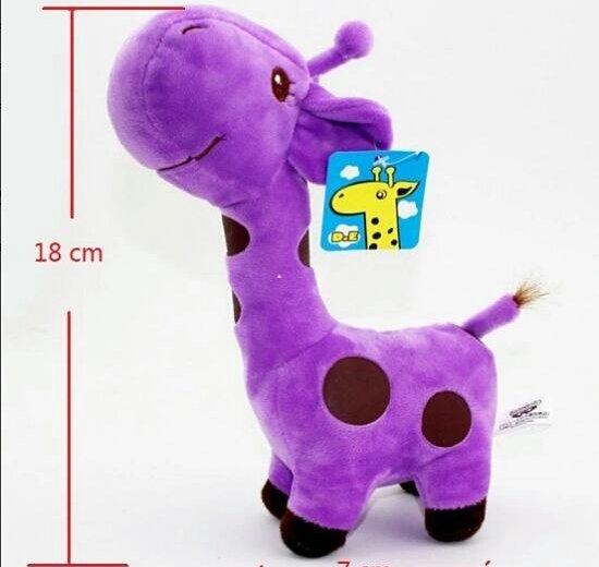 Плюшевый жираф. Фото 3. Москва.