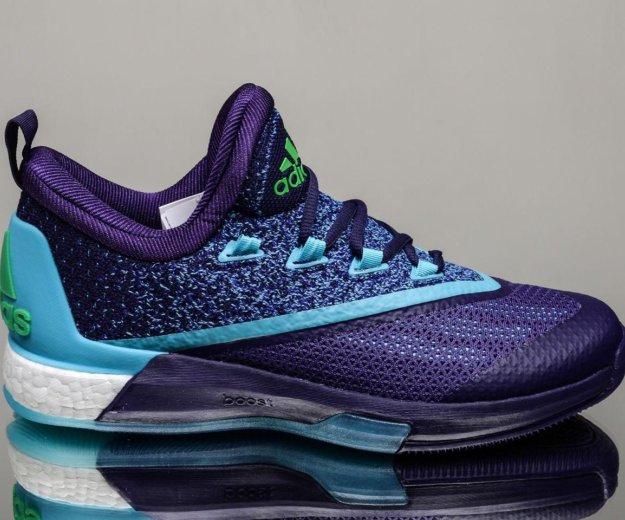 Новые кроссовки adidas crazylight boost 2.5 low. Фото 1. Мирный.