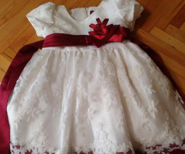 Платье на девочку на годик. Фото 1. Невинномысск.