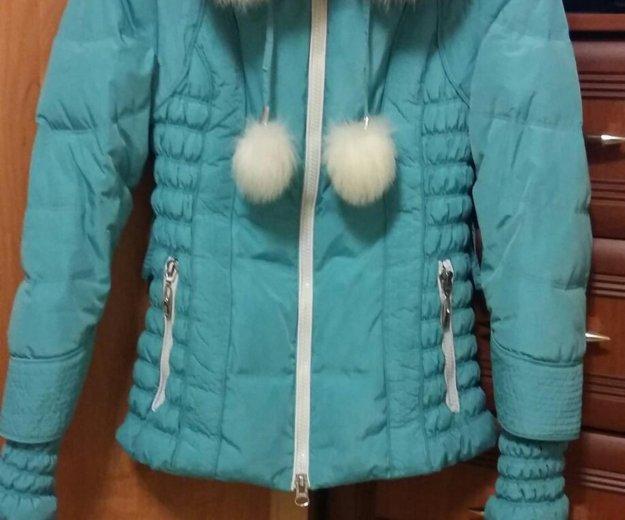 Продам теплую зимнюю куртку. Фото 1. Тольятти.