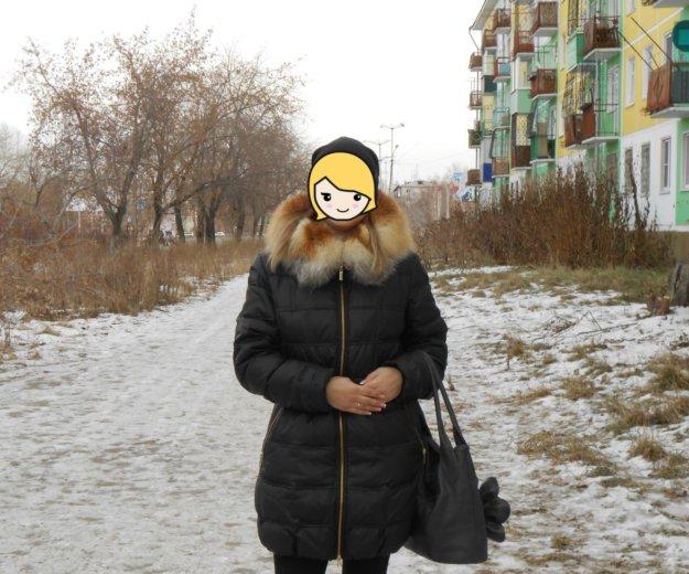 Зимняя куртка. Фото 1. Усолье-Сибирское.