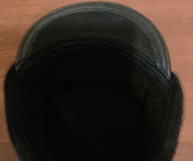 Зимняя шапка. Фото 2. Красногорск.