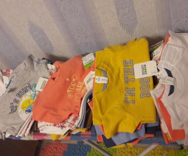 Новые футболки. Фото 2. Климовск.