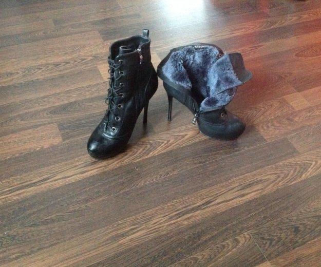 Зимние ботинки. Фото 1. Тюмень.