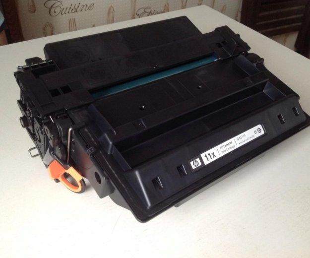 Картридж q6511х для принтера hp. Фото 2. Реутов.