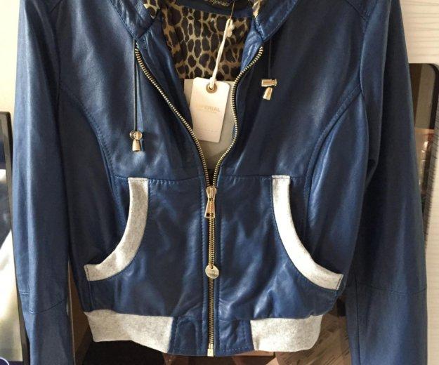Куртка кожаная lmperial италия. Фото 1. Серпухов.