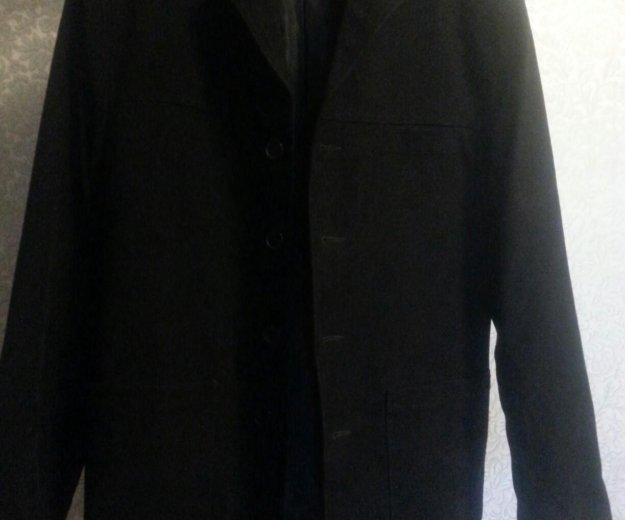 Пиджак мужской,чёрный,56 раз. Фото 2. Зеленоград.