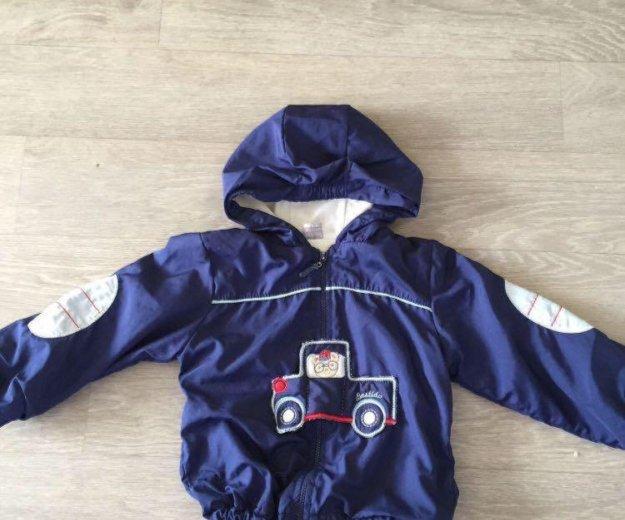 Курточка на годик-1,5. Фото 1. Владимир.