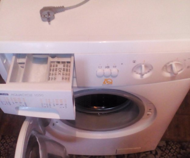 Стиральная машина zanussi fa 1023 5 кг. Фото 2. Москва.