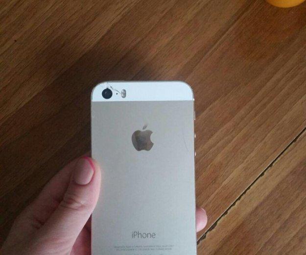 Iphone 5s gold 16 gb. Фото 2.