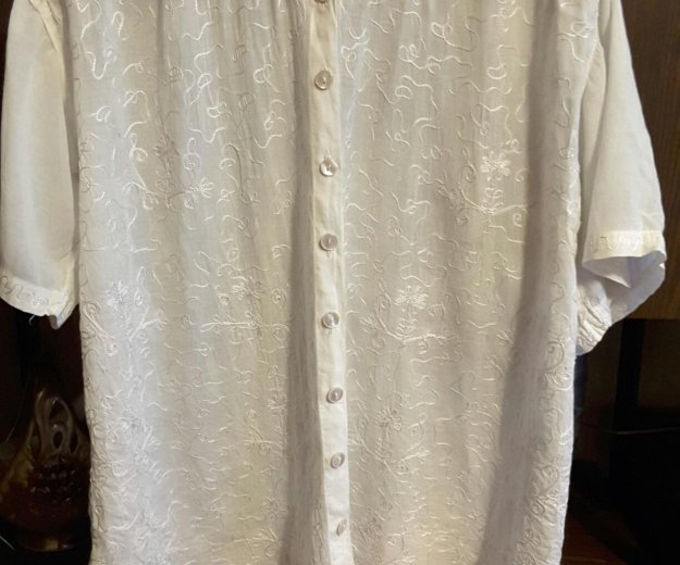 Блузка р. 52. Фото 1. Кызыл.