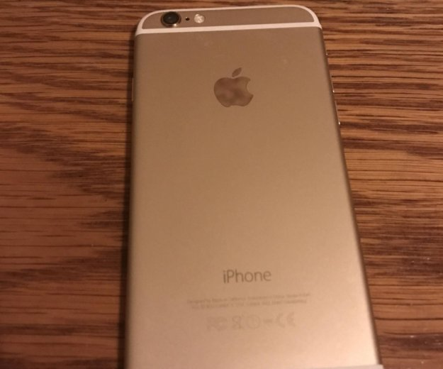 Iphone 6-16gb. Фото 1.