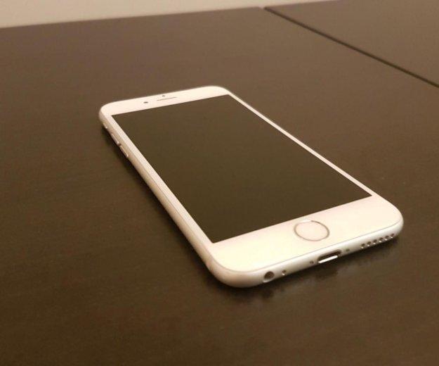 Iphone 6s 64gb silver ростест. Фото 1. Красногорск.