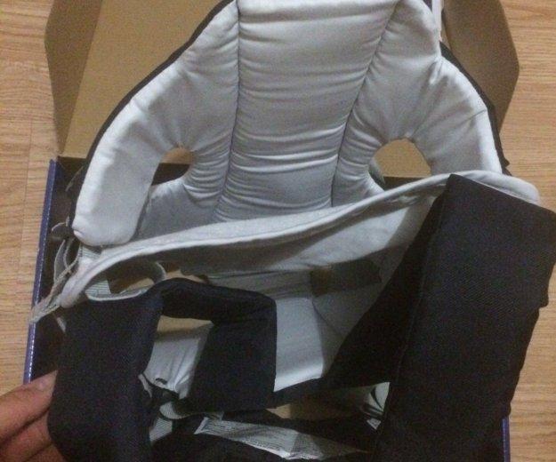 Новый кенгуру безопасный рюкзак для новорождённых. Фото 2. Санкт-Петербург.