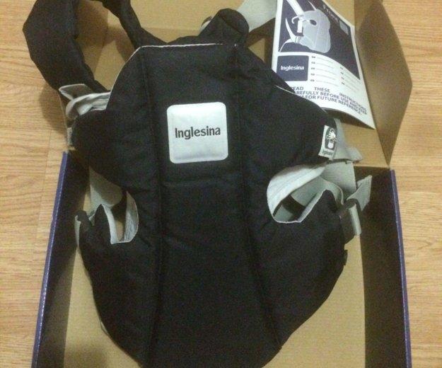 Новый кенгуру безопасный рюкзак для новорождённых. Фото 3. Санкт-Петербург.