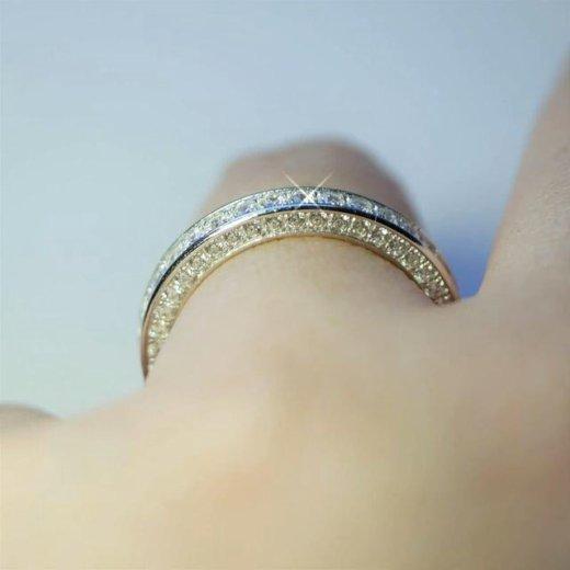 Серебряное кольцо. Фото 2.