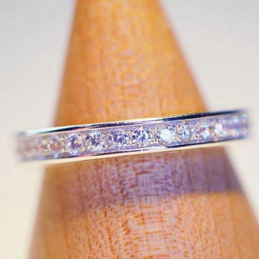 Серебряное кольцо. Фото 1.