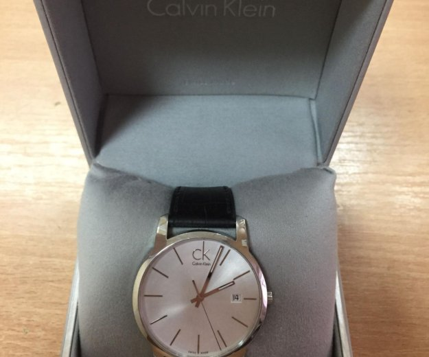 Оригинальные часы calvin klein. Фото 1. Краснодар.