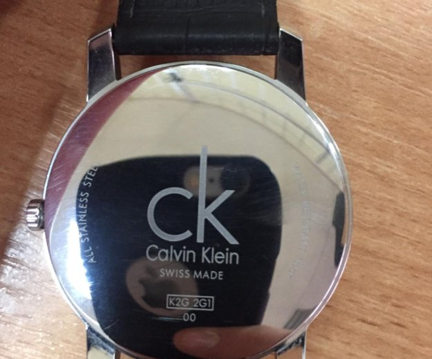 Оригинальные часы calvin klein. Фото 2. Краснодар.