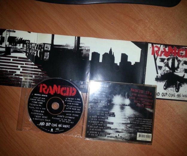 Cd rancid 1995 + 2000 оригиналы. Фото 1. Москва.