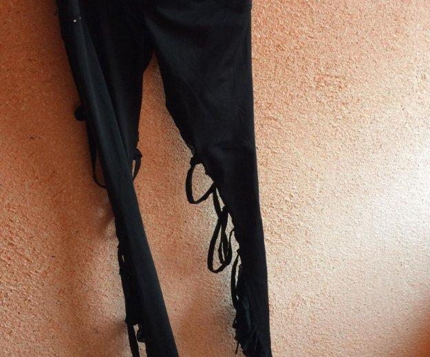 Штаны со шнуровкой сзади. Фото 2. Брянск.