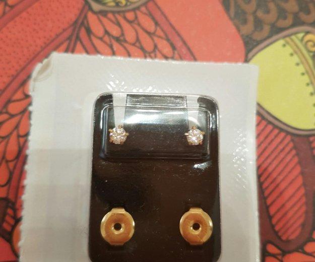 Пуссеты для прокола ушей. Фото 1. Астрахань.