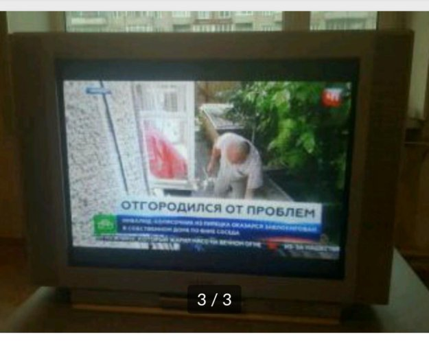 Телевизор sony black trinitron 29''. Фото 1. Санкт-Петербург.