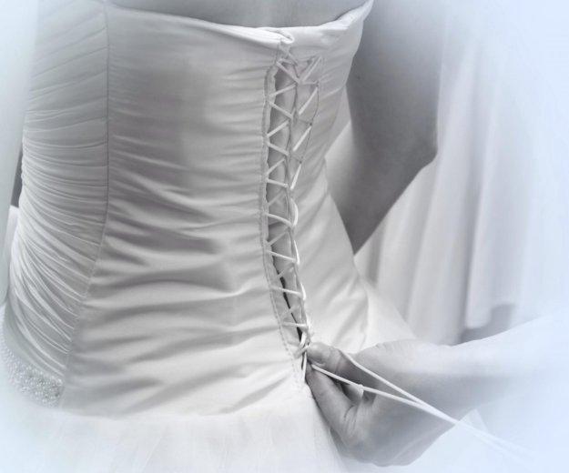 Свадебное платье. Фото 4. Щёлково.