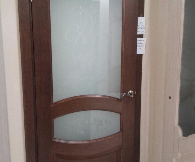 Дверь межкомнатная. Фото 1. Анапа.