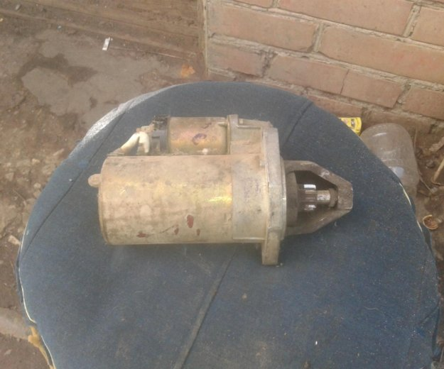 Стартер ваз 2110. Фото 4.