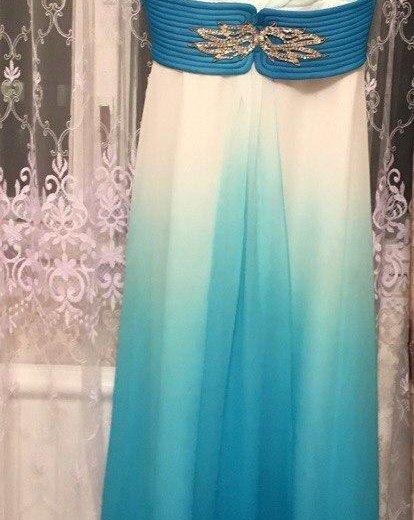 Вечерное платье. Фото 1. Санкт-Петербург.