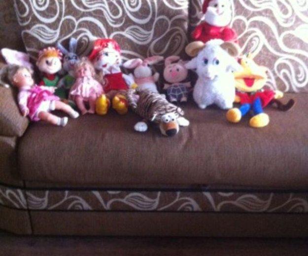 Мягкие игрушки. Фото 1.