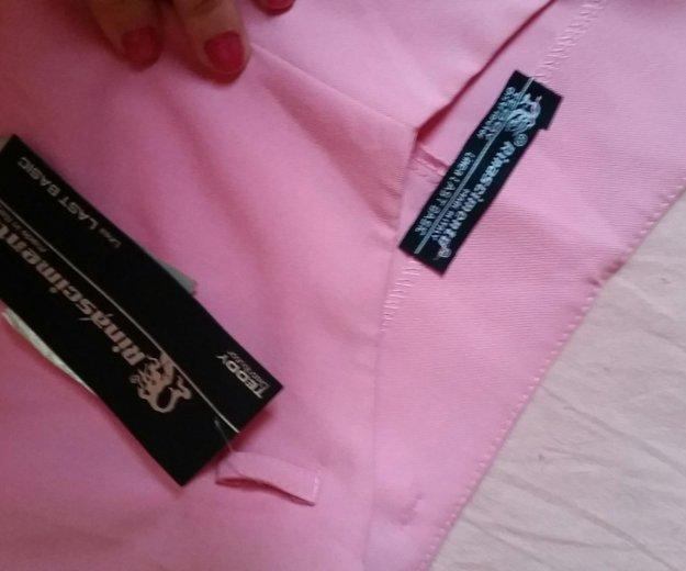 Розовые брюки. Фото 3. Москва.