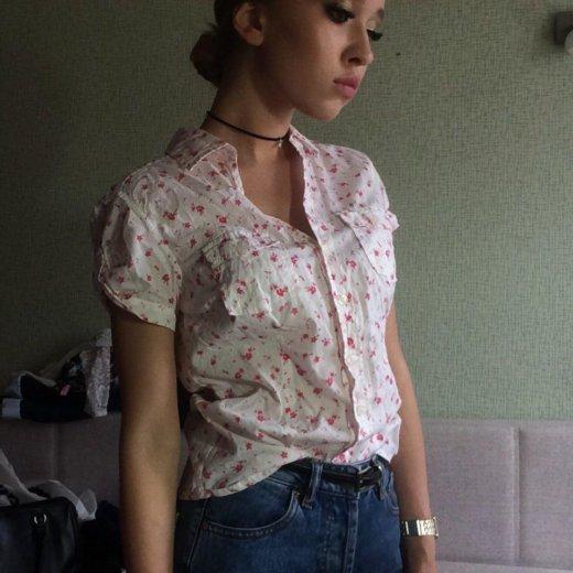 Рубашка terranova. Фото 1. Копейск.