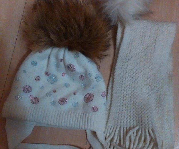 Зимняя шапка. Фото 1. Череповец.