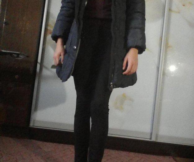 Пальто пуховое зимнее женское. Фото 3. Рязань.