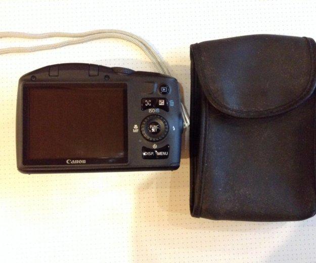 Фотоаппарат canon powershot sx 130 is (pc1562. Фото 3.