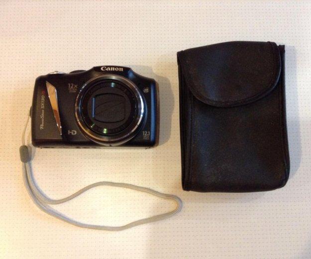Фотоаппарат canon powershot sx 130 is (pc1562. Фото 4.